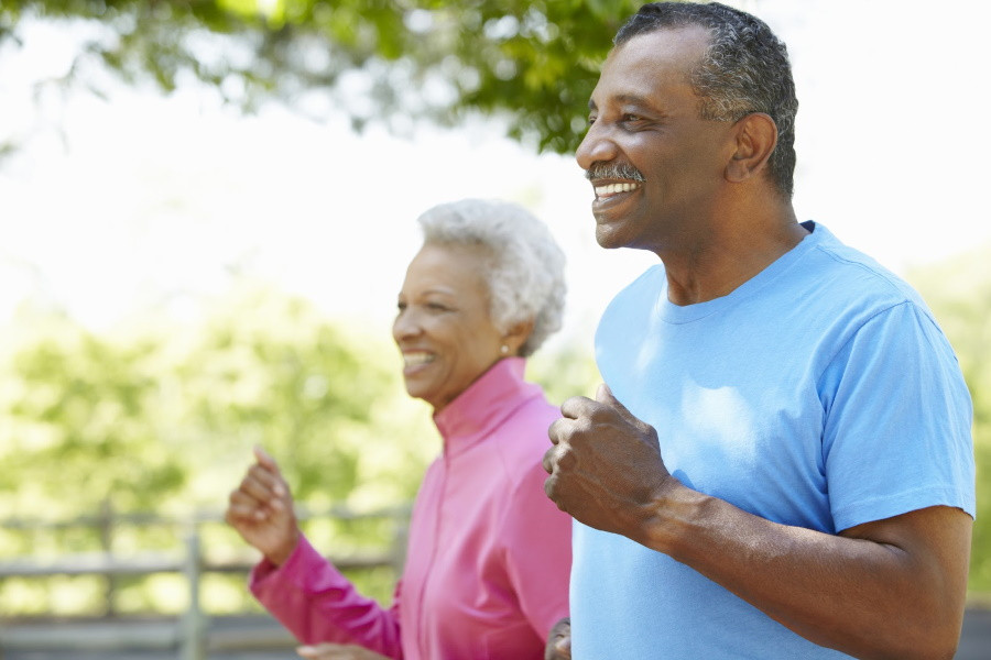 Exercise with Someone for Good Brain Health