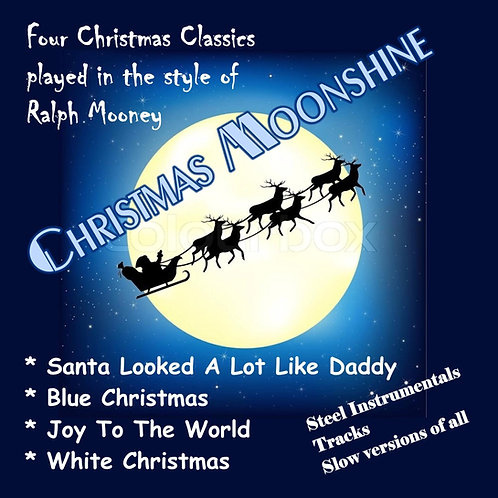 Christmas Moonbeams - Hard Copy