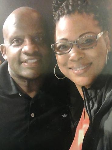 Tyrone and Wife.JPG
