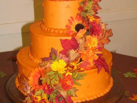 Fall Cake Ideas!