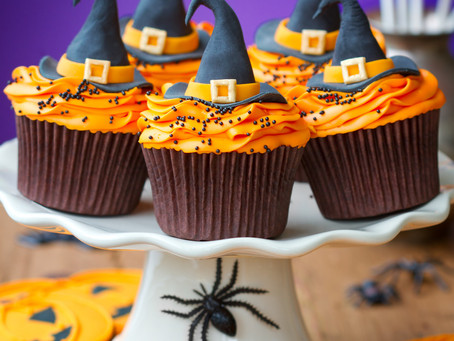 Halloween Cupcakes Ideas!