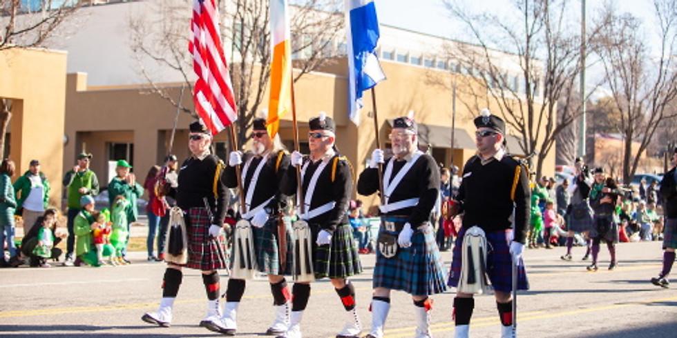 St. Patrick's Day-Virtual Celebration