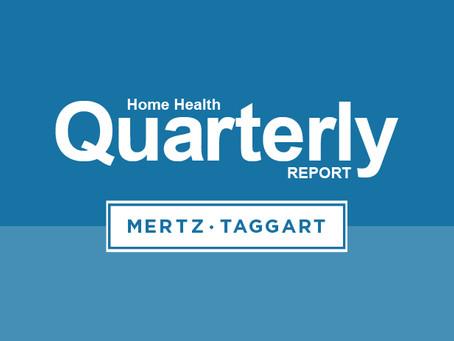 Home Health, Home Care & Hospice M&A Report: Q1 2020