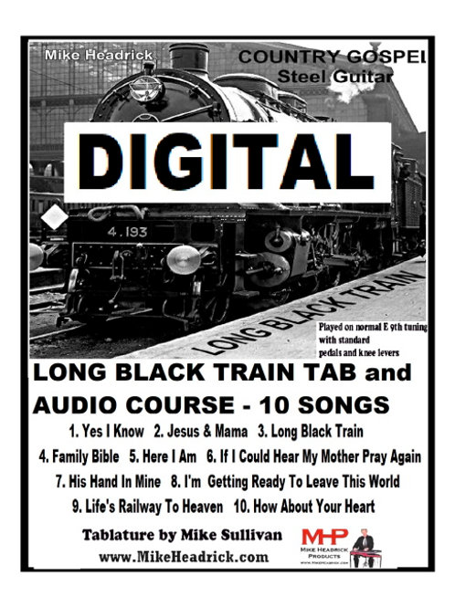 LBT Tab & Audio Course - Digital