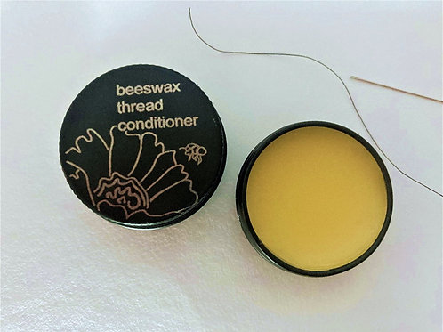 Beeswax Thread Conditioner