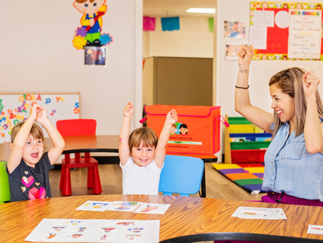 How to increase your child's interest in learning a second language at home?