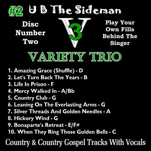 U B The Sideman V3 - #2