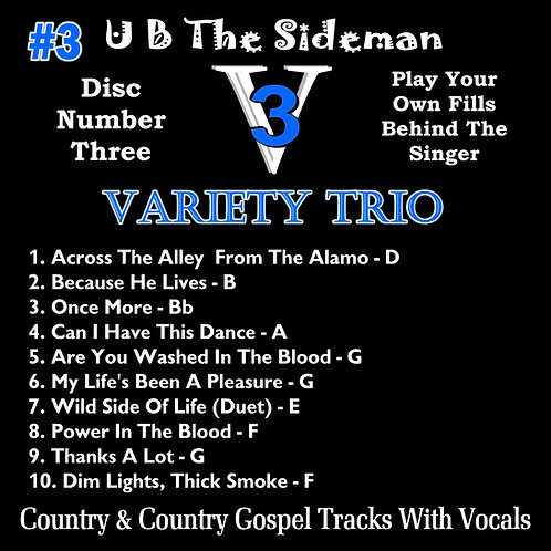 U B The Sideman V3 - #3