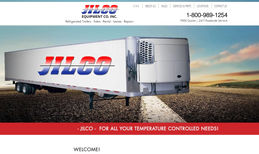 Jilco Refrigerated Trailers For Sale, Lease. 24/7 Servic...