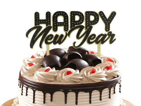 New Year 2021 Cake Ideas!