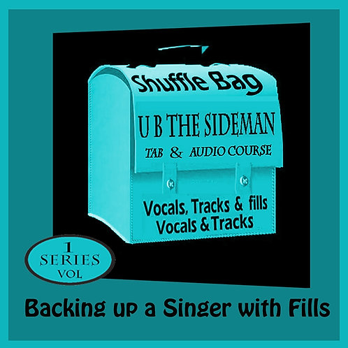 Shuffle Bag U B The Sideman