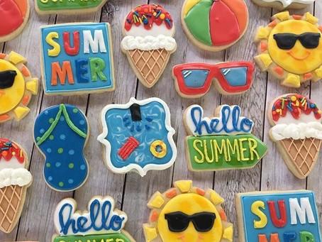 Best SUMMER cookie recipe ideas!