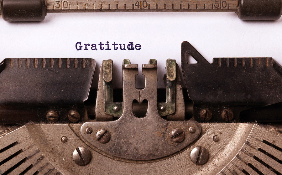 Being Grateful - Can Change Your Life