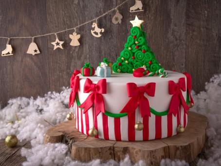 Christmas Cake Ideas!