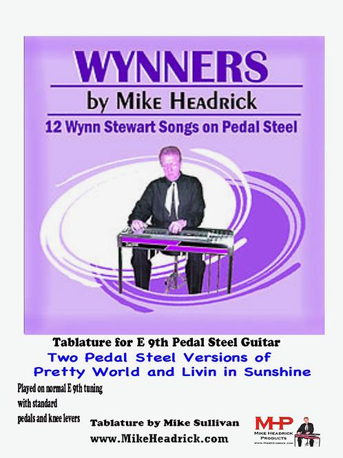 Wynners Tab Package
