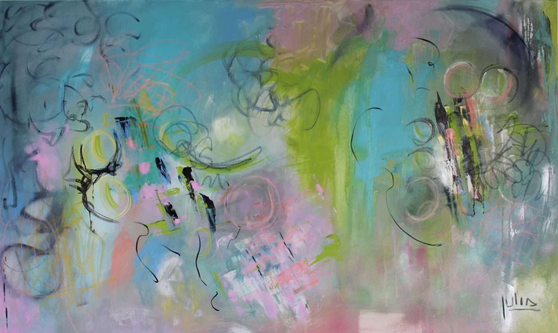 DASHING Oil on Canvas  36 X 60 .jpg