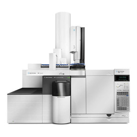 Figure 3: Analytical instrumentation installed in MARV labs for SASx analysis. Shown: Agilent 7200B Quadrupole GC/Mass Spec.