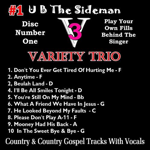 U B The Sideman V3 - #1
