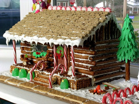Gingerbread House Ideas!
