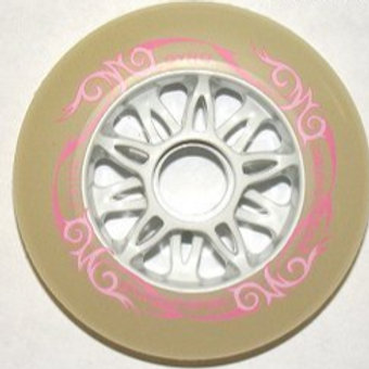 GYRO WHITE MARBLE WHEEL