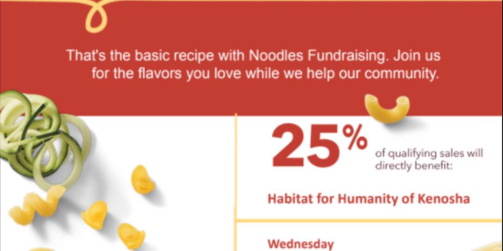 Noodles & Co - ReStore Fundrasier