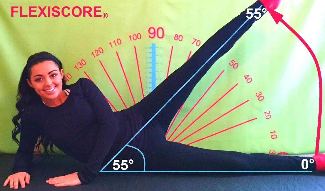 Fitness mat Core360°.