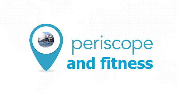 Periscope and Fitness, Periscope Workout Broadcasting