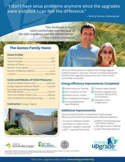 Gomez Energy Case Study
