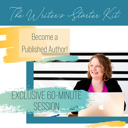 The Writer's Starter Kit - EXCLUSIVE ACCESS PACKAGE