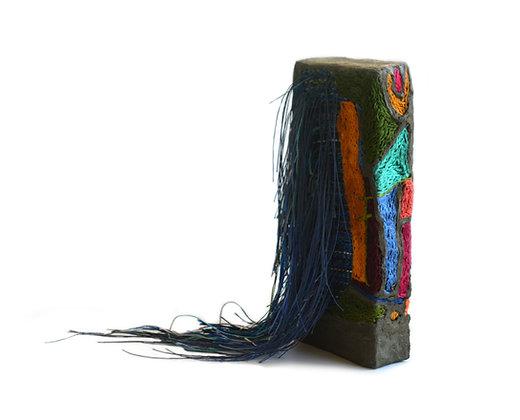 הכשרת קרקע – גבעת עלייה פסל בטון ורקמה