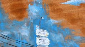 ציורים על עץ