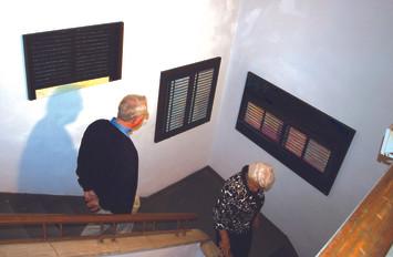 הצבה בתערוכה
