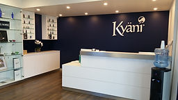Client - Kyani high gloss Laminex with s