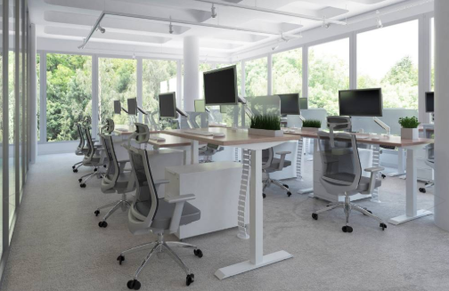 activ sit stand desking