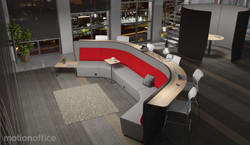 collaborative seating - expo