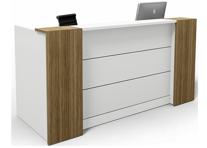 apex lite reception finished in white an