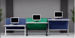 essential sit stand desking
