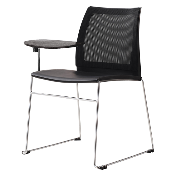 Vinn visitor chair mesh back