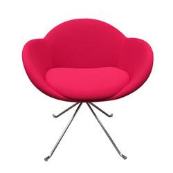 orbit seating in burgundy
