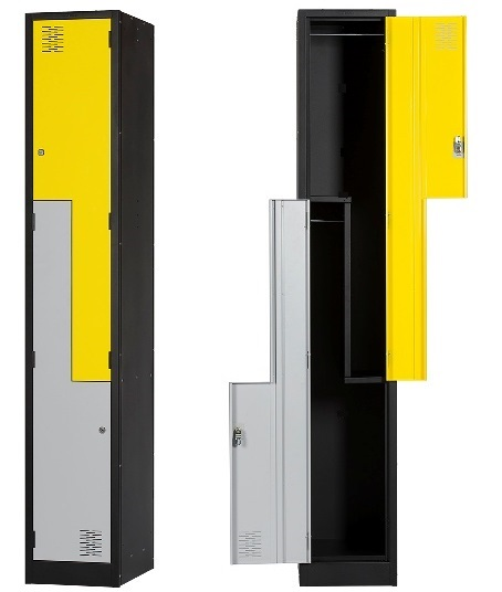 z-door lockers