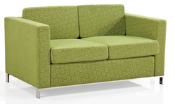 Montage double seater soft seating with