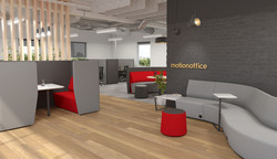 collaborative spaces - meeting