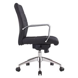 cruz low back chair side view