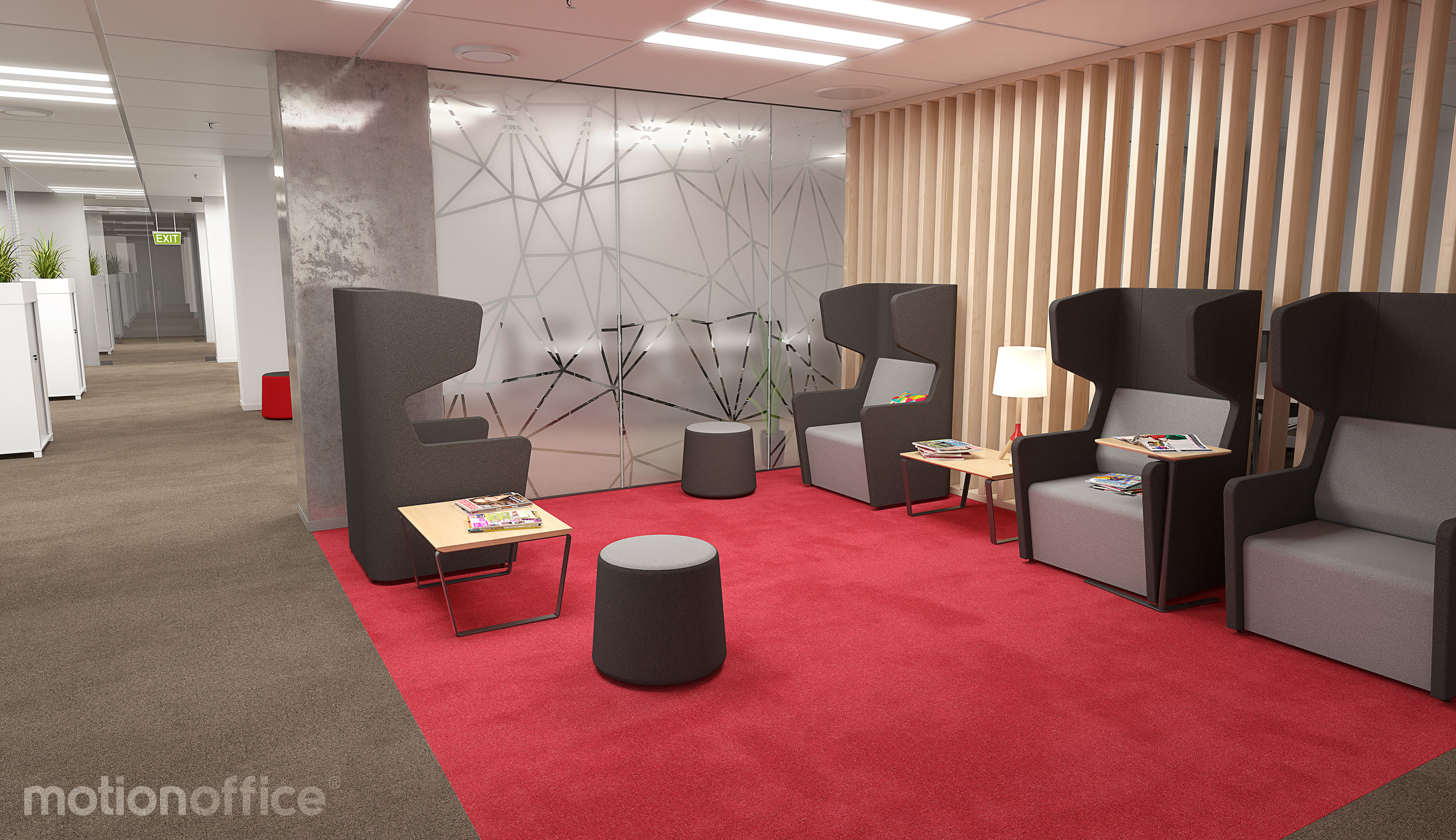 collaborative spaces - wing