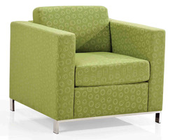 Montage single seater soft seating with