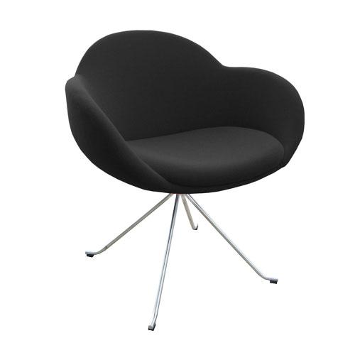 orbit seating in black