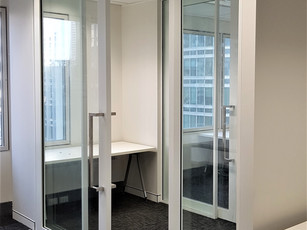 8. Aluminium glass sliding door