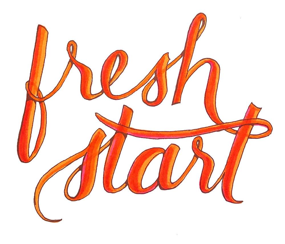 Hand type - Fresh Start