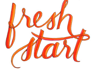 Free Typography: Fresh Start