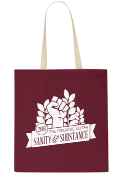 Sanity & Substance tote bag